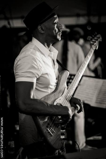 Marcus Miller. Photo © 2014, Maria Nunes