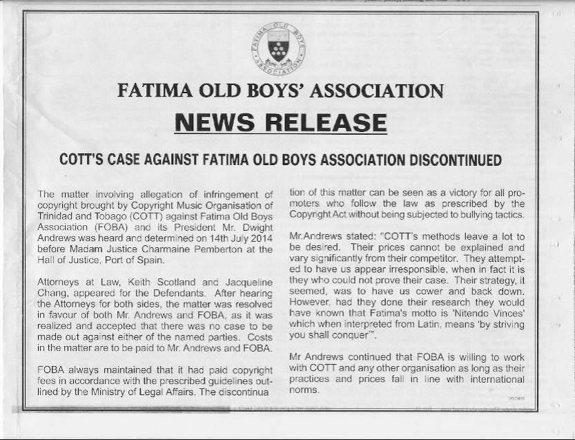 foba vs cott