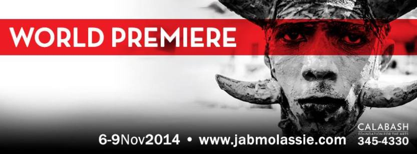 jab world premiere. © Calabash Foundation for the Arts.