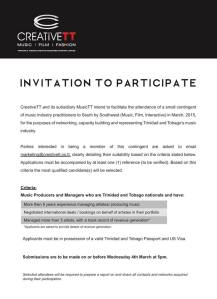 MusicTT invitation