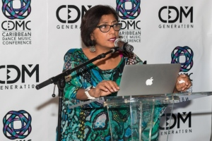 CDMC Advisor Josanne Leonard