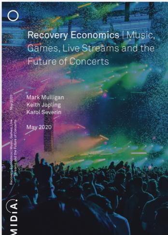 future live events midia research